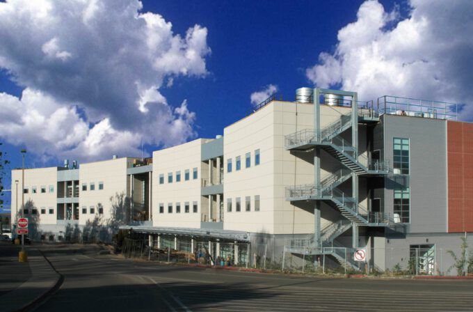 Palomar College Natural Science Building