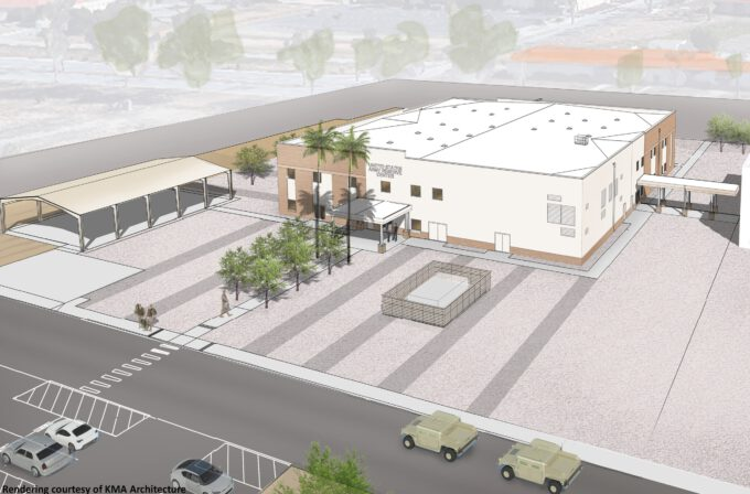 Army Reserve Center Phase II