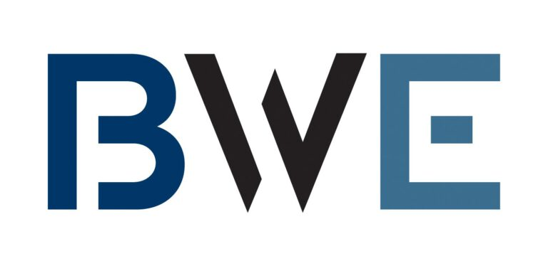 Burkett & Wong Engineers, now BWE, adopts new logo!