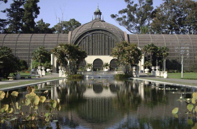Balboa Botanical Garden (c. 1915)