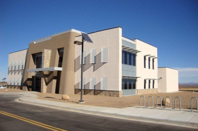 White Sands Missile Range Engineers Battalion Headquarters