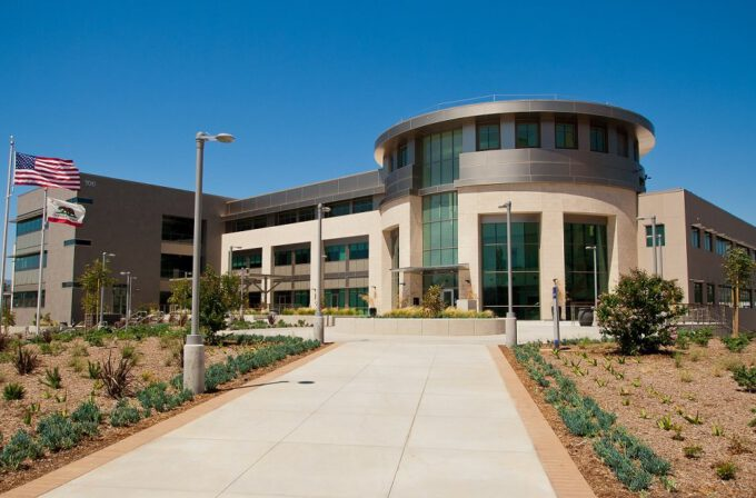 El Cajon Public Safety Center