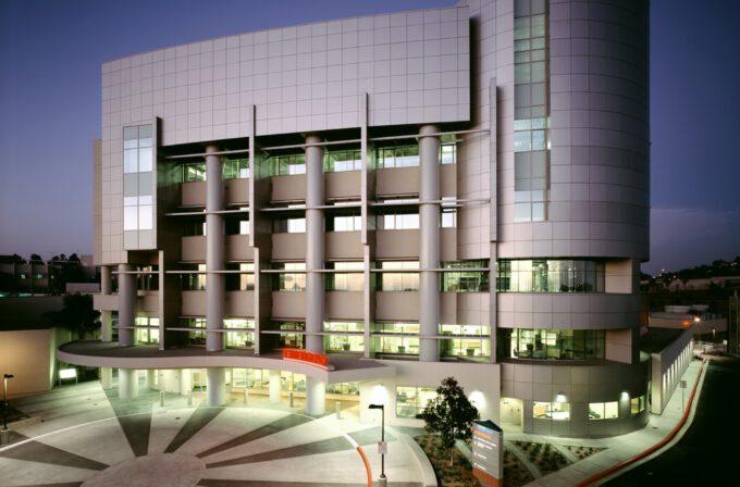Grossmont Hospital Emergency Care Tower