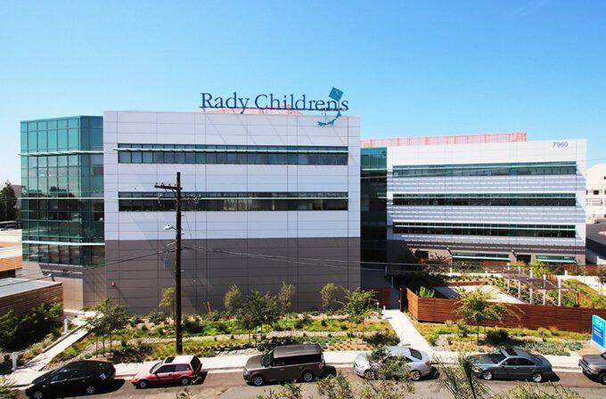 Rady Children's Hospital Administrative Office Building and Conference Center