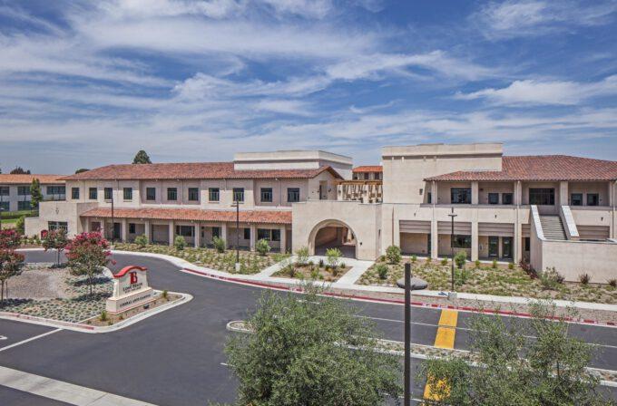 Long Beach City College Math & Technology Building