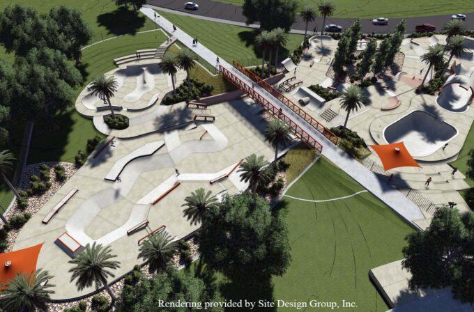 Linda Vista Skate Park