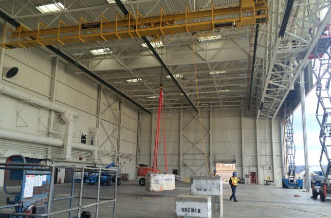 P-114 MV-22 Double Hangar Replacement