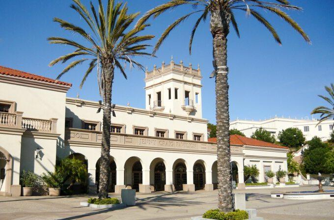 Jenny Craig Pavilion, University of San Diego