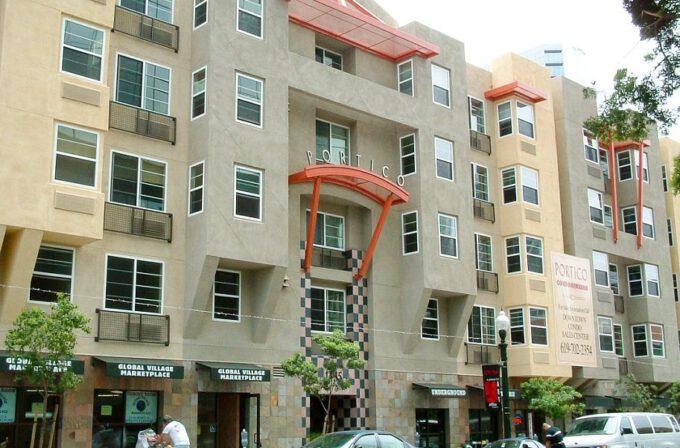 Portico Apartments