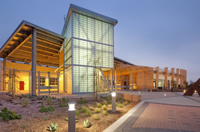Scripps Ranch High School Sustainable Technologies Building