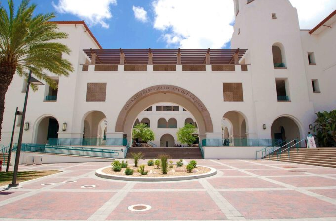 SDSU Conrad Prebys Aztec Student Union