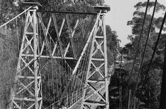 Spruce Street Bridge Rehabilitation