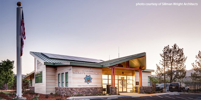 Pine Valley Sheriff Substation