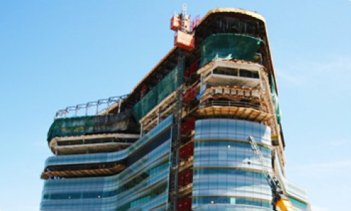 UCSD Jacobs Medical Center Construction Update